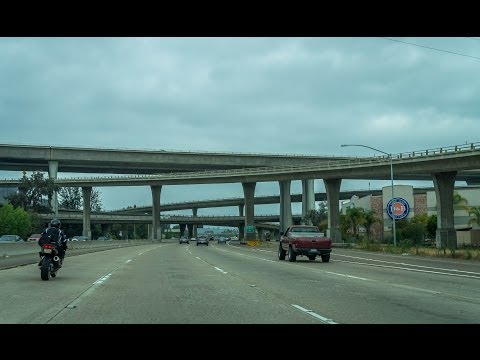 13-37 San Diego #4 of 5: Interstate 8 West to the end