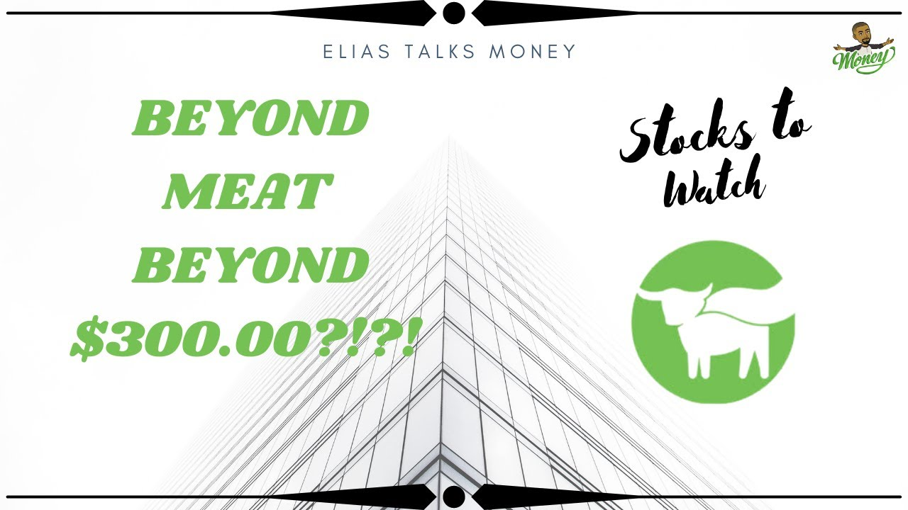BYND Stock Beyond $300!?!?   Beyond Meat Overview & Analysis