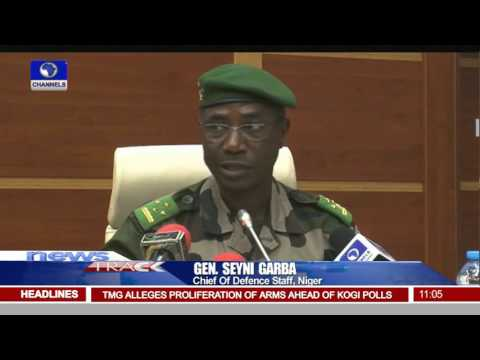 Niger Republic  Wants Quick Implementation Of Security Agreement 20/11/15