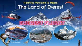 Mount Everest flight, Everest tour, Mountain flight Nepal, Mountain Tour, Helicopter tour Nepal