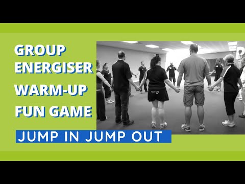 Group Energiser Warm