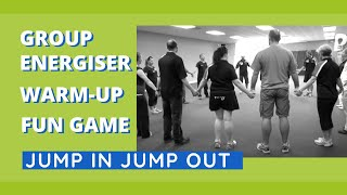 Group Energiser, Warm-Up, Fun Game - Jump In Jump Out thumbnail