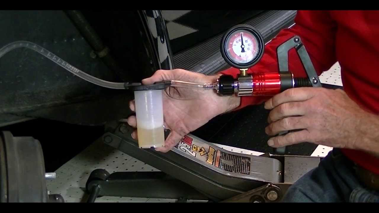 How to Bleed Brakes By Yourself with Mid America Motorworks Brake Bleeding  Kit