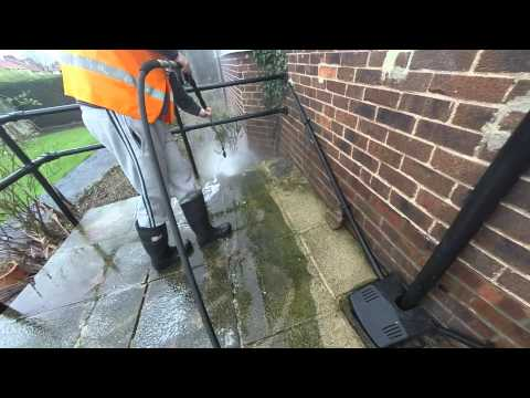 Industrial / Commercial / Domestic Pressure Washing Services Bradford Yorkshire