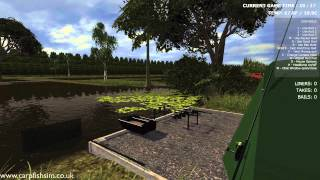 Carp Fishing Simulator - Video 7 - Day & Night Cycle