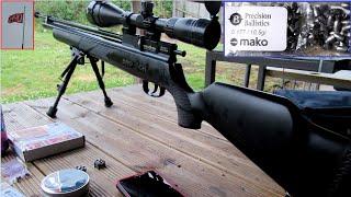 03. Precision Ballistics Mako 10 5 grain slugs (Part Two)