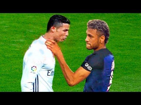 El mejor JUEGO GRATIS de FÚTBOL para celular 2018 ft. Neymar