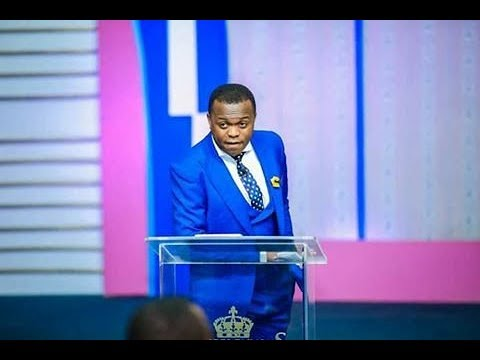 (SON OF PASTOR CHRIS OYAKHILOME) Pastor Choolwe -- Business Mindset training