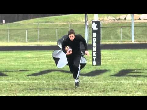 Football Torq - Patented Training Device to prevent fumbles