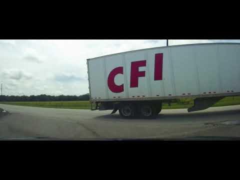 Driving around rural DeSoto County, Florida