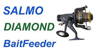 Salmo Diamond Baitfeeder 6 video