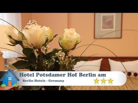 Hotel Potsdamer Hof Berlin am Potsdamer Platz - Berlin Hotels, Germany