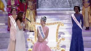 Miss World 2013 - Official Crowning of Megan Young!