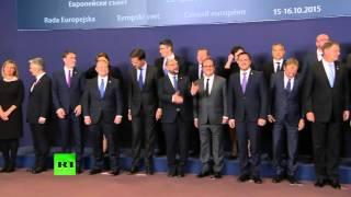 Бывший член Европарламента: ЕС делает внутреннюю проблему с беженцами внешней(Лидеры Евросоюза и Турции на саммите в Брюсселе согласовали предварительный план действий, призванных..., 2015-10-17T15:58:02.000Z)