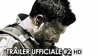American Sniper Trailer Ufficiale Italiano #2 (2015) - Clint Eastwood Movie HD