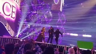 Nia Jax Wrestlemania 34 Entrance Audience POV
