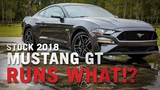 VMP Performance | *TUNE ONLY* Automatic 2018 Mustang GT Runs WHAT?!