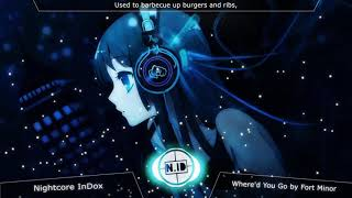 Nightcore - Where'd You Go by Fort Minor (feat. Holly Brook & Jonah Matranga)