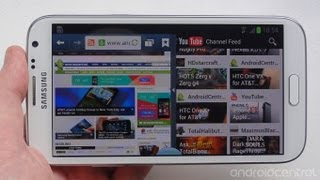 Galaxy Note 2 multi-window