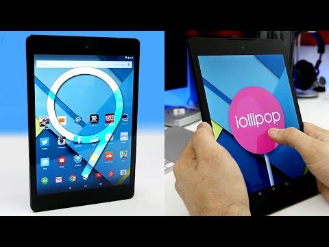Google Nexus 9 Review!