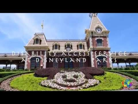 Disability Access Service at Disneyland Parks
