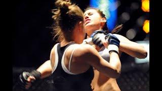 Zapętlaj SAVAGE FEMALE KNOCKOUTS | ASR MMA