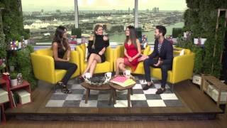 Trendiando: Paola Paulin: una exitosa colombiana actuando al lado de
