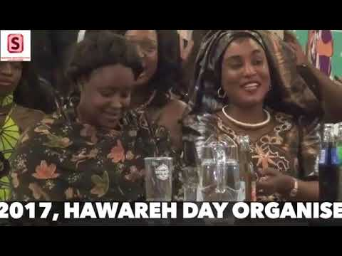 Gambian Cultural Week In Oslo Norway 2017 HAWAREH