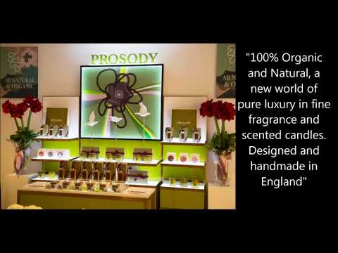 Prosody London launches A NEW Organic Fragrance Company