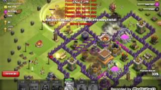 Clash of clans 9. Seviye belediye binası olan kişilere savaş taktiği (8.seviye veya 7.seviyede olur)