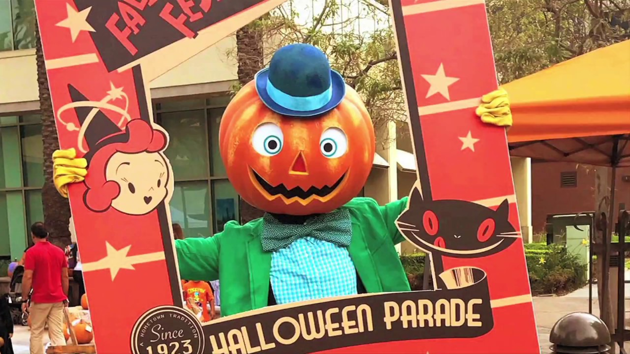 2017 anaheim halloween parade preview