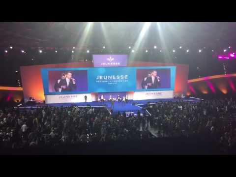 Jeunesse Global Event in Berlin, Germany