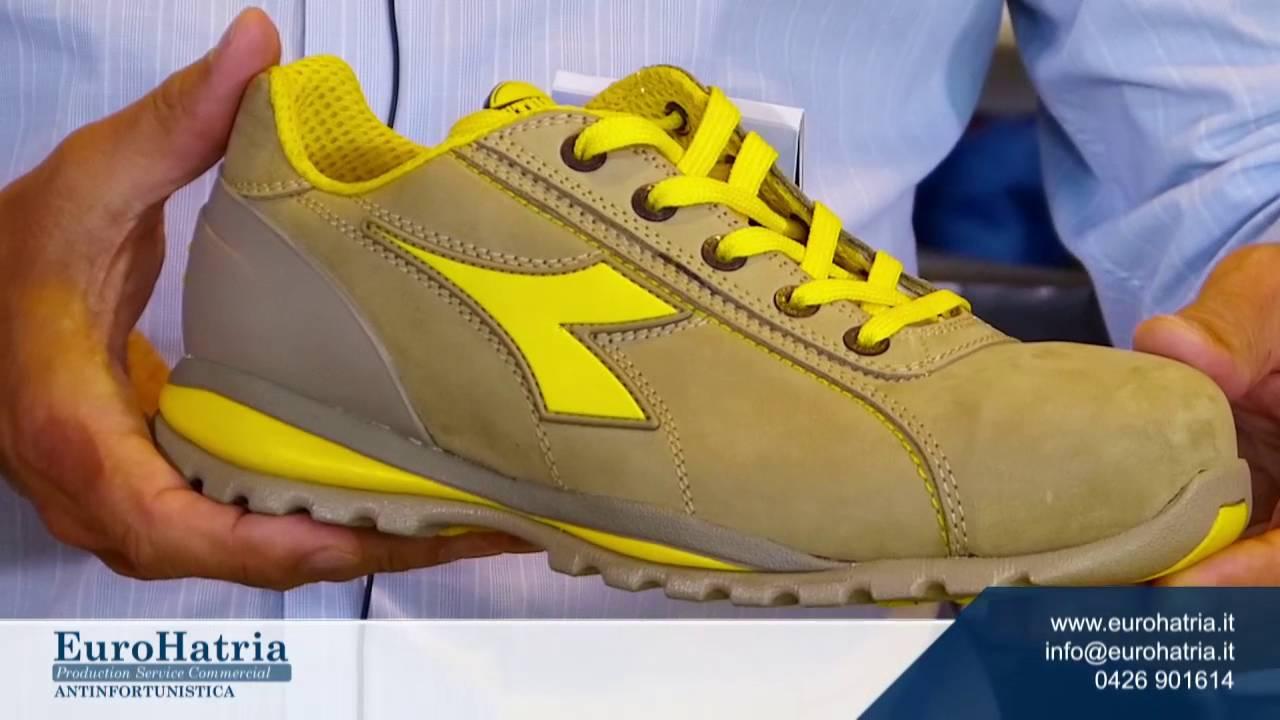 scarpe temperamento vasta gamma repliche Scarpe da lavoro Diadora Utility Glove: leggerezza e comfort!