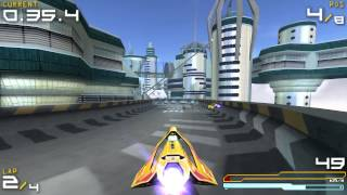WipEout Pure | Rapier Class - Beta League