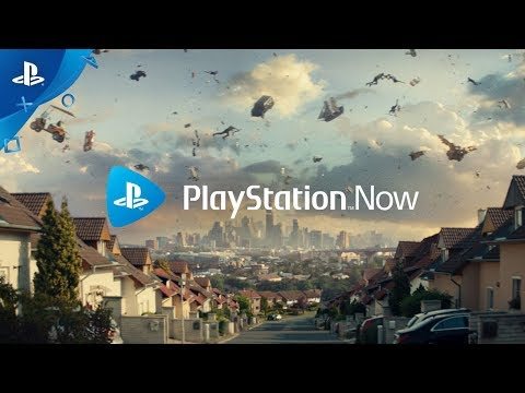 PlayStation Now   Hundreds of incredible games on demand