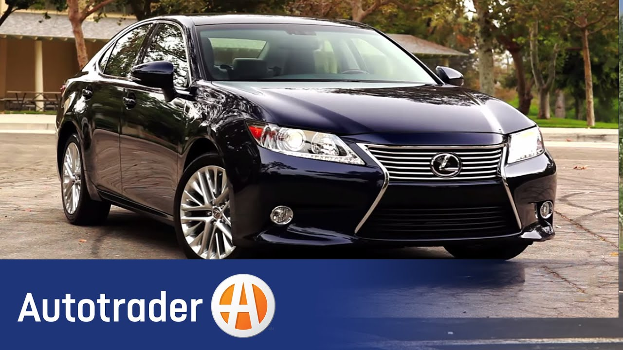 2013 Lexus ES 350 Luxury Sedan 5 Reasons to Buy