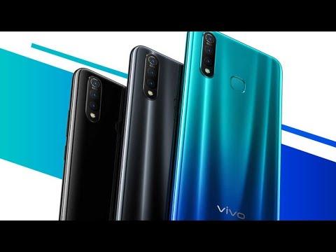 Распаковка Vivo Z5x