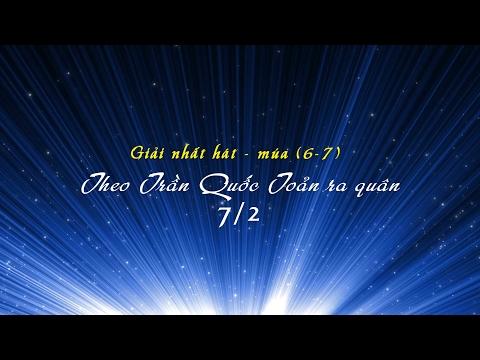 """HỘI THI """" VỀ NGUỒN II"""" - Giải nhất hát múa - Theo Trần Quốc Toản ra quân - 7/2"""