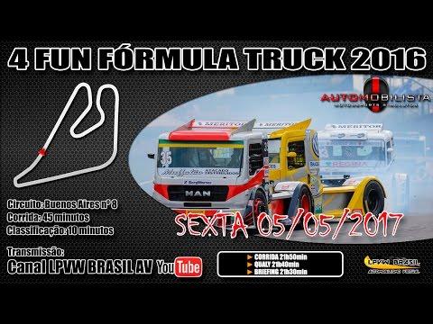 4FUN Mod Fórmula Truck 2016 - AMS - Autódromo de Buenos Aires n8 – ARG