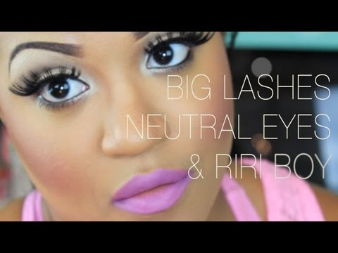 RIRI Boy Makeup Tutorial ♡ - YouTube