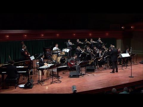 UNT One O'Clock Lab Band: Drew Zaremba - Pistachio