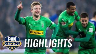 FC Schalke 04 vs. Mönchengladbach | 2019 Bundesliga Highlights