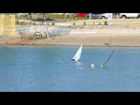 The Newport Classic - IOM. 2/9/17 Race 4 B Fleet
