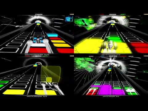 Audiosurf - 4x Antiform feat. Awakening State - Bury Me