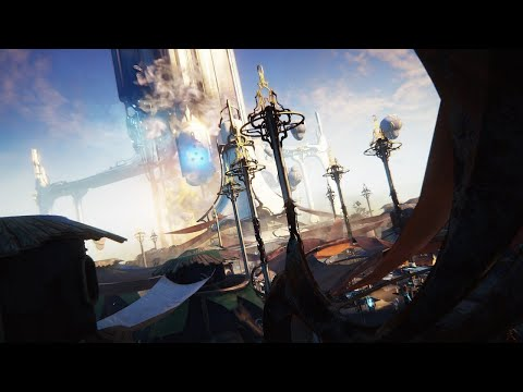 Warframe: Plains of Eidolon Teaser Trailer