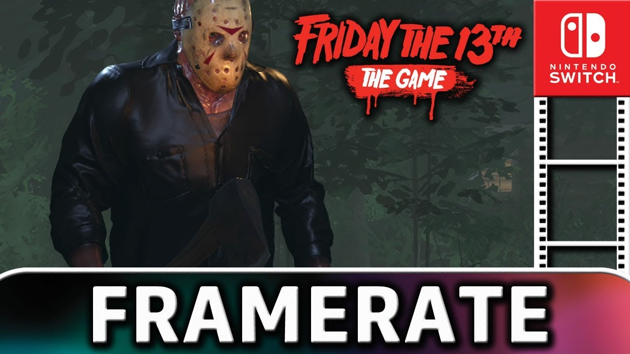 Friday the 13th: The Game | Frame Rate TEST on Nintendo Switch