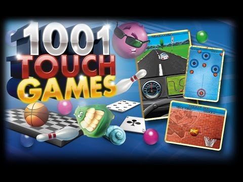1001 Touch Games - Official Trailer - Nintendo DS