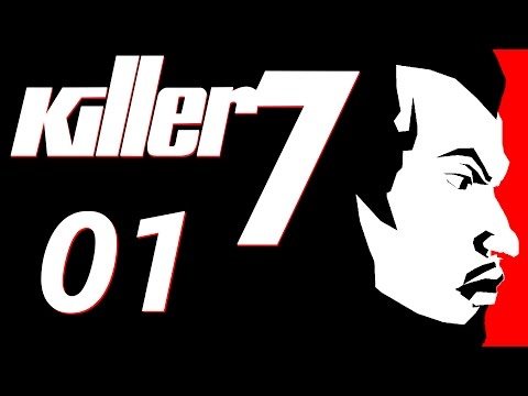 Let's Play Killer7 p.1 - May The Lord Smile...