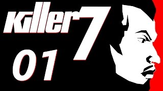 Let S Play Killer7 P 1 May The Lord Smile Youtube