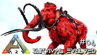 ARK: SURVIVAL EVOLVED - BIRTH DAY & ALPHA TAMING SPREE !!! E04 (MODDED ARK ANNUNAKI EXTINCTION Core)